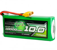 Multistar High Capacity 10000mAh 4S 12C Multi-Rotor Lipo Pack w/XT90