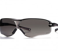 3M Polycarbonate Safety Glasses with Grey Tinted Lens 1