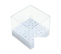 透明工具存储容器带盖