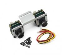 3D摄像机2 *索尼CCD