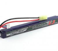 Turnigy纳米技术1300mAh的3S 25〜50℃前列AIRSOFT包