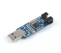 USBASP AVR编程设备为ATMEL proccessors