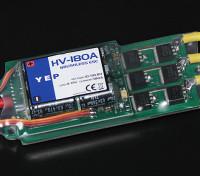 HobbyKing YEP 180A HV(4〜14S)无刷调速器(OPTO)