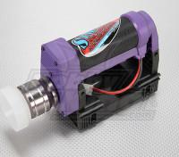 Turnigy Lipoly皮带驱动启动2冲程160 90大小天然气发动机