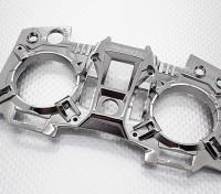 Turnigy 9XR变送器自定义面板 - 镀铬