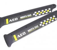 3D主要用于刀片MCPX(2PC)与翼梢小翼