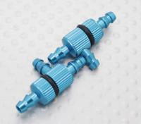 铝阳极氧化T-接头过滤器(2件/袋)