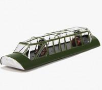 Durafly™梅塞施米特Bf.110  - 更换雨棚