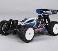 Turnigy 1/16无刷四轮驱动赛车越野车瓦特/ 25A电源系统和2.4GHz遥控(RTR)