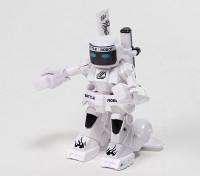 2CH迷你R / C战斗机器人与充电器(白色)