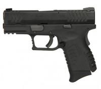 WE XDM超小型3.8 GBB手枪(黑色)