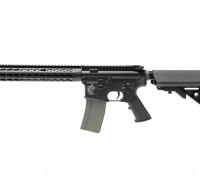 DYTAC战斗系列UXR4侦察M4 SBR AEG标准版(黑色)