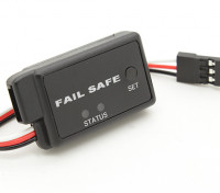 Turnigy信号损耗和低电池故障安全