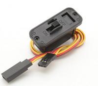JR开关线束内置的充电插座