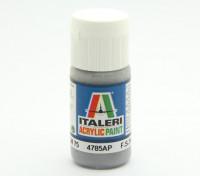 Italeri丙烯酸涂料 -  Grauviolett RLM 75