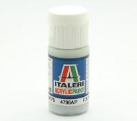 Italeri丙烯酸涂料 -  Lichtblau RLM 76
