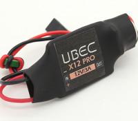 12V 3A UBEC  -  2〜5S锂聚合物电池(6-23v)