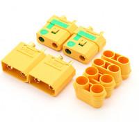 XT90-S防星火连接器(2对/袋)
