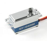 Turnigy™TGY-1509MG HV / BB / DS / MG汽车伺服12.8公斤/ 0.07sec /55克