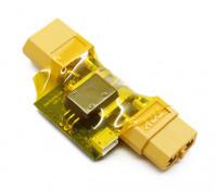 电流传感器的OrangeRx遥测系统