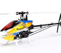 塔罗牌450 PRO V2 DFC无副翼直升机套件(TL20006黑)