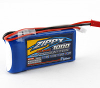ZIPPY Flightmax 1000mAh的2S1P 20C