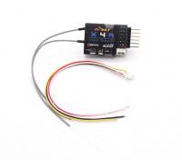 睿思凯X4RSB 3/16路的2.4GHz接收器ACCST(W /遥测)