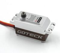 Goteck BL2511S数字无刷MG金属壳租车伺服12千克/ 0.09sec /62克