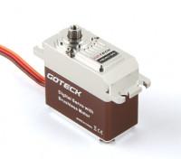 Goteck HB2621S HV数字无刷MG金属壳高扭矩伺服19千克/ 0.07sec /77克