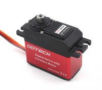 Goteck HC1627S HV数字MG高扭矩伺服性病29千克/ 0.14sec /53克