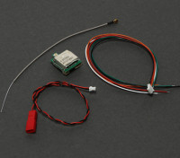 AltitudeRC 5.8GHz的25mW的纳米FPV变送器 -  FatShark兼容