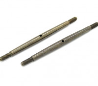 TrackStar 1/8弹簧钢花兰螺丝M4x80(2个)