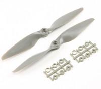 APC式螺旋桨8x4.5灰色(CW / CCW)(2个)