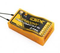 OrangeRx GA800HV双叶FASST兼容8CH的2.4GHz接收器