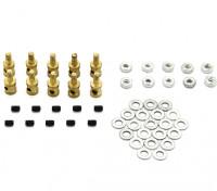黄铜联动瓶塞1.2毫米推杆(10片装)