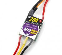 非洲种族规格迷你20AMP光电多旋翼飞行器速度控制器