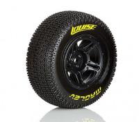 LOUISE SC-磁悬浮1/10规模卡车后轮超软胎/黑眼圈/ Mounte