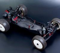 VBC赛车的霹雳RM 1/10 2WD越野越野车(试剂盒)(AR仓库)