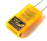 OrangeRx R720X V2 7通道2.4GHz的DSM2 / DSMX比较全范围接收瓦特/周六,分区蚂蚁,F /安全与SBUS