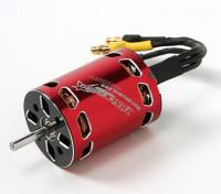 TrackStar 380传感器无刷电机4400KV