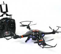 Cheerson CX-32W的2.4GHz四轴飞行器W / 200万像素高清摄像头WiFi和模式切换发送RTF