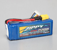 ZIPPY Flightmax 2200mAh的4S1P 30℃