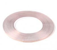自粘铜带0.09 x 3mm的(50米)