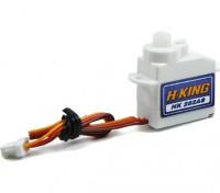 HobbyKing™HK-282AS超微型模拟舵机单螺杆0.11公斤/ 0.08sec /2.2克