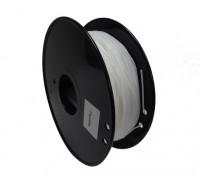 HobbyKing 3D打印机长丝1.75毫米灵活0.8KG阀芯(白色)