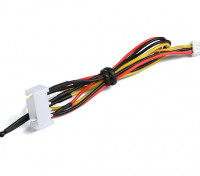 4Cell飞行包电压和为OrangeRx遥测系统温度传感器。