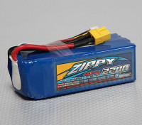 ZIPPY Flightmax 2200mAh的5S1P 40℃