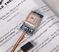 GPS扩展为R / C V4 DataRecorder