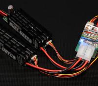 Turnigy冗余双8A UBEC接收电力系统