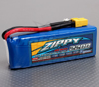 ZIPPY Flightmax 2200mAh的3S1P 25℃